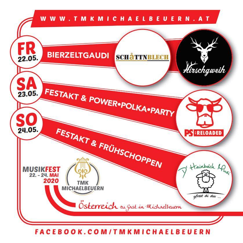 Musikfest Michaelbeuern!!!